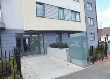 Thumbnail 1 bed property to rent in West Central, Stoke Road, Slough