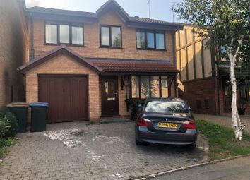 Thumbnail 5 bed detached house to rent in Glenmore Drive, Longford, Coventry