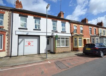 Thumbnail 4 bed terraced house to rent in Euston Road, Far Cotton, Northampton