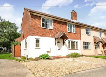 Thumbnail 2 bedroom end terrace house to rent in Ambrosden, Oxfordshire