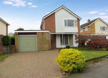 Thumbnail 3 bed detached house for sale in Wheatfield Drive, Shifnal, Shropshire.