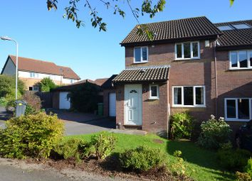 Thumbnail 3 bedroom semi-detached house to rent in Clos Gwy, Pontprennau, Cardiff