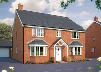 "Thumbnail 5 bed detached house for sale in ""The Winchester"" at Beancroft Road, Marston Moretaine, Bedford"