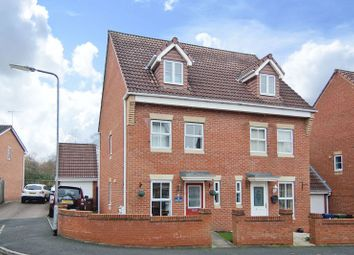 Thumbnail 3 bed semi-detached house for sale in Windsor Close, Rugeley