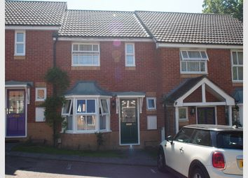Thumbnail 2 bed terraced house for sale in Silvester Way, Church Crookham, Fleet, Hampshire