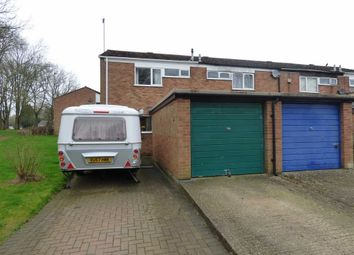 Thumbnail 3 bed end terrace house for sale in The Wye, Daventry