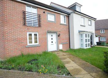 Thumbnail 2 bed maisonette to rent in Benham Road, Basingstoke