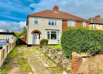 Thumbnail 3 bed semi-detached house to rent in Lichfield Road, Walsall