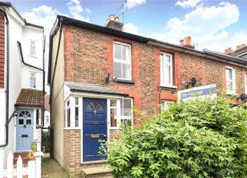 Lesbourne Road, Reigate, Surrey RH2. 2 bed end terrace house for sale