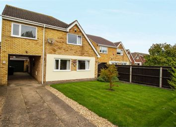 Thumbnail 4 bed detached house for sale in Mulberry Close, Keelby, Grimsby, Lincolnshire