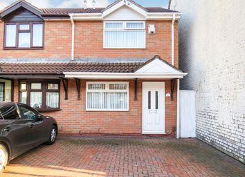 2 bed semi-detached house for sale in Commonside, Pensnett, Brierley Hill DY5