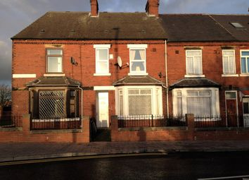 Thumbnail 3 bed property to rent in Railway Terrace, Fitzwilliam, Pontefract