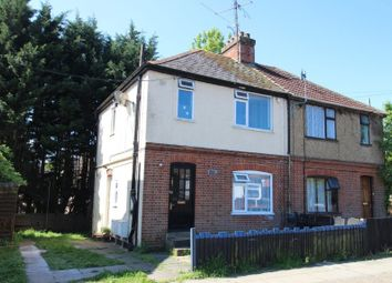 Thumbnail 1 bed maisonette for sale in 107 Henniker Road, Ipswich, Suffolk