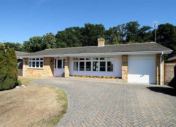 Thumbnail 2 bed detached bungalow for sale in Braemar Drive, Highcliffe, Christchurch, Dorset