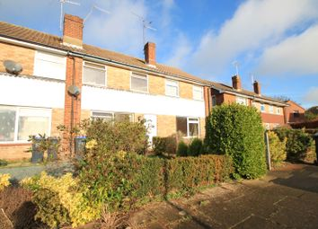 Thumbnail 3 bed terraced house to rent in Pelham Road, Worthing