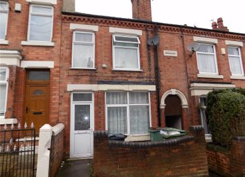 Thumbnail 4 bed terraced house for sale in Fletcher Street, Heanor, Derbyshire