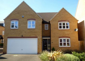 Thumbnail 5 bed detached house for sale in Littlecote Grove, Peterborough, Cambridgeshire