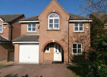 Thumbnail 4 bed detached house for sale in Aldridge Road, Streetly, Sutton Coldfield