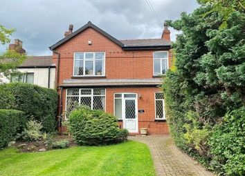 Thumbnail 3 bed semi-detached house to rent in Davyhulme Road, Manchester
