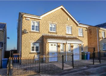 Thumbnail 3 bed semi-detached house for sale in Kings Stand, Mansfield