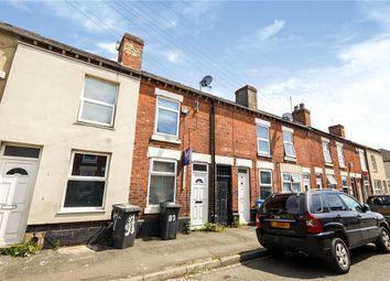 2 bed terraced house for sale in Princes Street, Derby, Derbyshire DE23