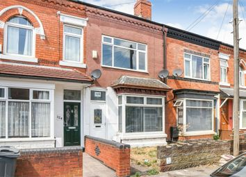 Thumbnail 3 bed terraced house for sale in Milcote Road, Smethwick, West Midlands