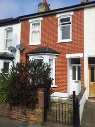 Thumbnail 2 bed terraced house to rent in Mansfield Road, South Croydon