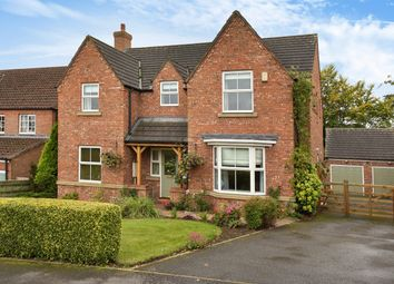 Thumbnail 4 bed detached house for sale in Ings View, Tollerton, York