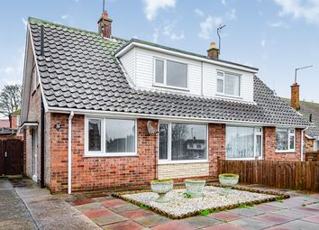 3 bed semi-detached house for sale in Wayside Crescent, Bridlington, East Yorkshire YO16