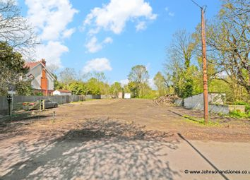 Thumbnail Land for sale in Old Ferry Drive, Chertsey