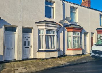 Thumbnail 2 bed terraced house to rent in Longford Street, Middlesbrough