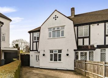 Thumbnail 3 bedroom end terrace house for sale in Tudor Close, Sanderstead, South Croydon, .