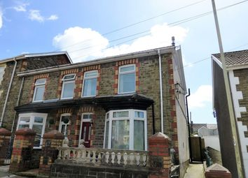 Thumbnail 3 bed end terrace house for sale in Alexandra Road, Pontycymer, Bridgend