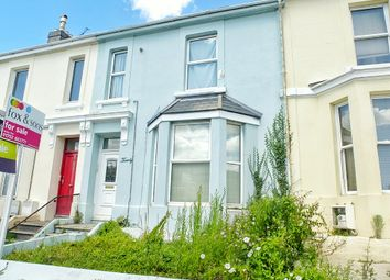 Thumbnail 1 bedroom flat for sale in Hyde Park Road, Mutley, Plymouth