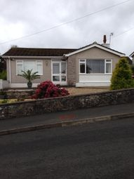 Thumbnail 2 bed detached bungalow for sale in Lon Gogarth, Benllech, Anglesey., Tyn-Y-Gongl