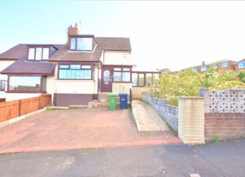 Thumbnail 3 bed semi-detached house for sale in Woodside Gardens, Dunston, Gateshead