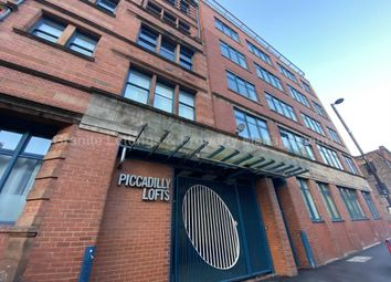 Thumbnail 2 bed flat to rent in Piccadilly Lofts, 70 Dale Street, Manchester
