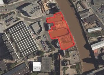 Thumbnail Land for sale in Dock Office Row, Hull
