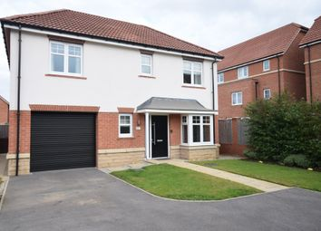 Thumbnail 4 bedroom detached house for sale in Edward Mews, Pontefract