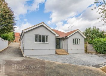 Thumbnail 3 bed detached bungalow for sale in Hadham Road, Standon, Ware, Hertfordshire