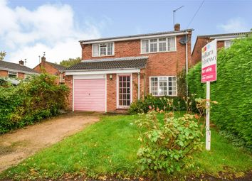 Thumbnail 4 bed detached house for sale in Cropston Avenue, Loughborough
