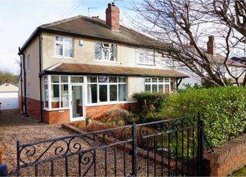 Thumbnail 3 bed semi-detached house to rent in Devonshire Avenue, Leeds