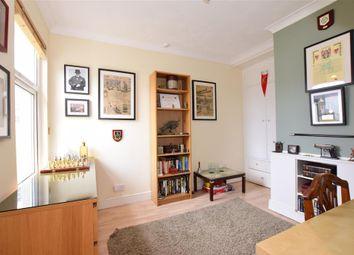 Thumbnail 3 bed terraced house for sale in Eva Road, Upper Gillingham, Kent