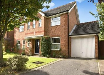 Thumbnail 3 bedroom detached house for sale in Mollison Close, Woodley, Reading