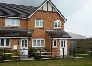 Thumbnail 3 bed end terrace house for sale in Callender Gardens, Helsby, Frodsham