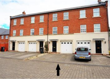 Thumbnail 3 bed terraced house for sale in Gaveller Road - Redhouse, Swindon