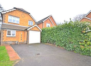 Thumbnail 3 bed detached house for sale in Faithfull Close, Warfield, Bracknell