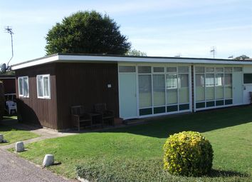 Thumbnail 2 bed mobile/park home to rent in Stalham, Norwich, Norfolk