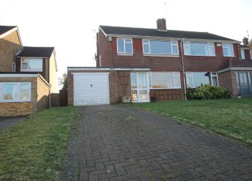 Thumbnail 3 bed semi-detached house for sale in Orchard Road, Otford, Sevenoaks