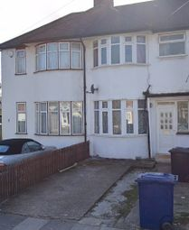 Thumbnail 4 bed terraced house to rent in Hart Grove, Southall